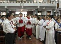Gx TTS: Gia Đình Phạt Tạ Thánh Tâm Mừng Bổn Mạng.