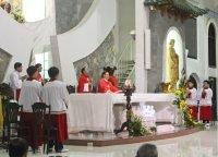 Gx TTS: Thánh Lễ Mừng Bổn Mạng Cha Chánh Xứ