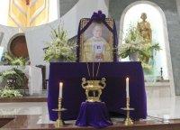 Giờ Kinh cầu nguyện cho Cha Cố Giuse Maria.