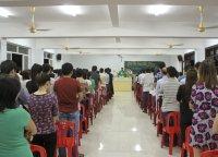 Thánh Lễ Bế Giảng Giáo Lý Hôn Nhân Khóa XX/2014