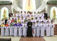 Lễ Sinh Giáo xứ Tân Thái Sơn Mừng Bổn Mạng.