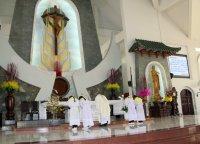 Thánh Lễ Mùng Ba Tết Giáp Ngọ 2014