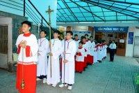 Giáo Hạt Tân Sơn Nhì - Ban Lễ Sinh Mừng Bổn Mạng