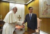 Đức Thánh Cha Phanxicô tiếp Thủ tướng Việt Nam