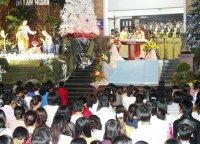 Gx TTS: Thánh Lễ Đêm Mừng Chúa Giáng Sinh