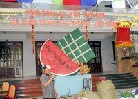 Lễ Hội Bánh Chưng Tết Giáp Ngọ 2014- Bản tin số 01