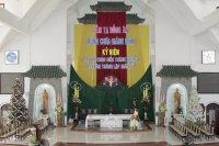 Một Số Hình Ảnh Đón Tiếp Đức Cha Và Quý Khách  Lễ Kỷ Niệm 60 Năm Thành Lập Giáo Xứ  TTS: