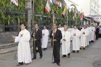 Một số hình ảnh Rước Đoàn Đồng Tế-Lễ Kỷ Niệm 60 Năm Thành Lập Gx TTS