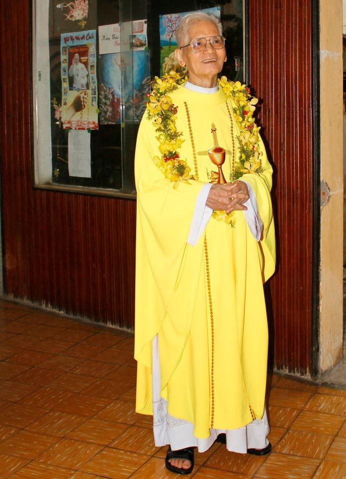 Cáo Phó Cha Cố Đaminh Bùi Quang Tuyến