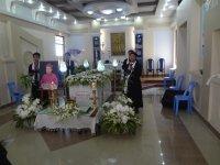 Chương trình Tang Lễ Đức Cha Nicola Huỳnh Văn Nghi