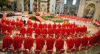 Đức Giáo Hoàng Tấn Phong Các Tân Hồng Y (22/02/2014)
