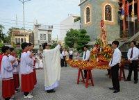 Giáo Khu II Mừng Bổn Mạng.
