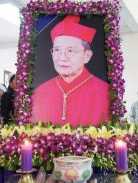 Thánh Lễ an táng Đức Cha Nicôla Huỳnh Văn Nghi