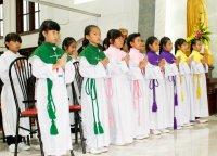 Ban Lễ Sinh Mừng Lễ Thánh Laurensô Bổn Mạng