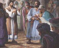 Phân tích và Chia sẻ  Lời Chúa Chúa Thứ Hai Tuần II Thường Niên năm chẵn.