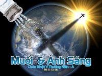 Thơ Xướng - Họa ; TÂM NIỆM VÀO ĐỜI - Mt:5, 13-16 (Bùi Ngiệp)