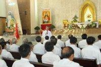 Giáo hạt TSN: Gia đình Phạt tạ Thánh Tâm Chúa Giêsu mừng bổn mạng