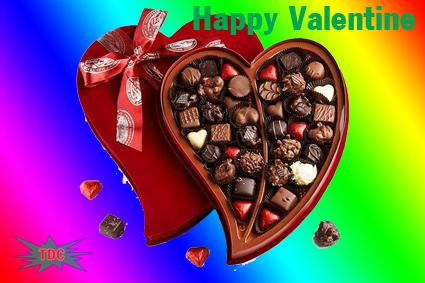 Truyền Thuyết Valentine (14-02)