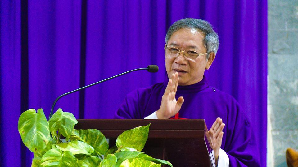 Ba Bài Giảng Tĩnh Tâm Mùa Chay 2019 tại Giáo xứ Tân Thái SƠn