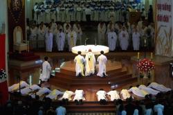 Thông Báo về Việc Phong Chức Linh Mục Ngày 30/05/2016