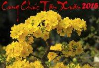 Mừng Xuân Ất Mùi